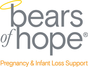 Proudly supporting Bears Of Hope Pregnancy & Infant Loss support