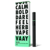 VAAY CBD Diffuser Pen Herbal with terpenes