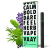 Enjoy the taste of lavender and herbs with VAAY CBD Diffuser Pen Herbal with terpenes
