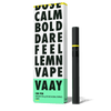 Enjoy the relaxing lemon taste of VAAY CBD Diffuser Pen Lemon