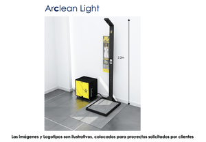 ARCLEAN LIGTH - Magic Clean | Productos para COVID | Sanitizantes