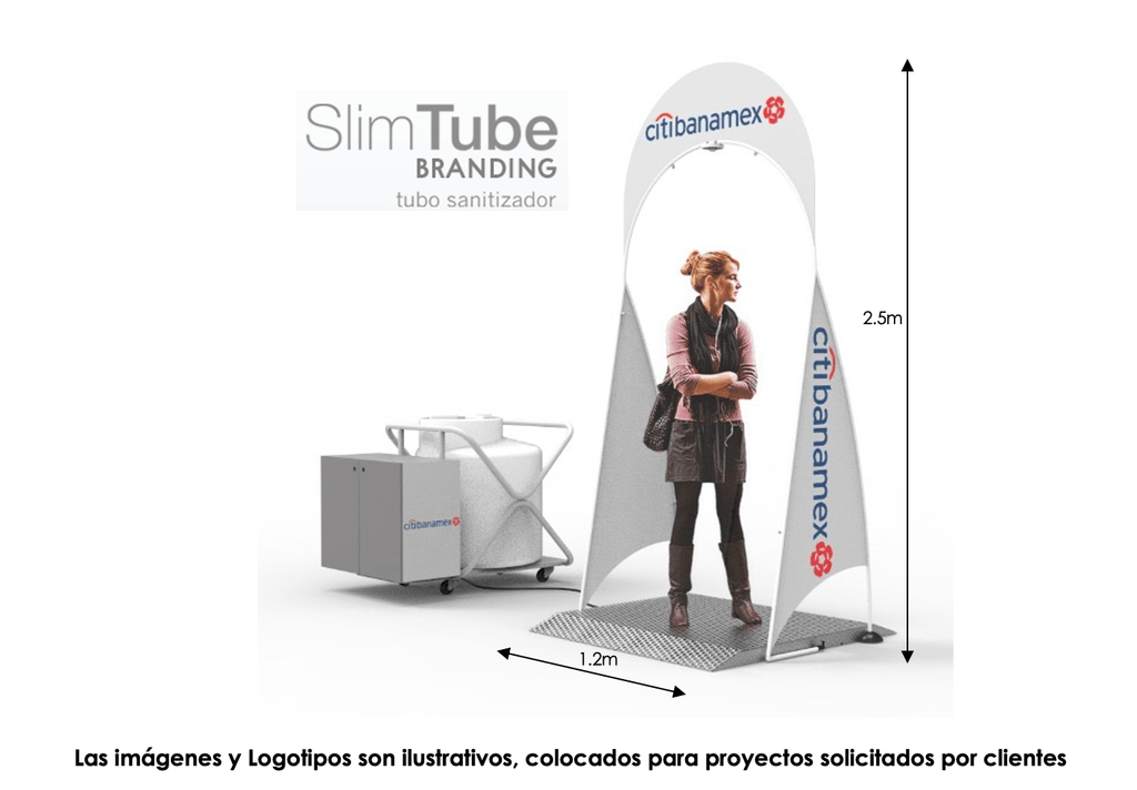 Slimtube Branding - Magic Clean | Productos para COVID | Sanitizantes