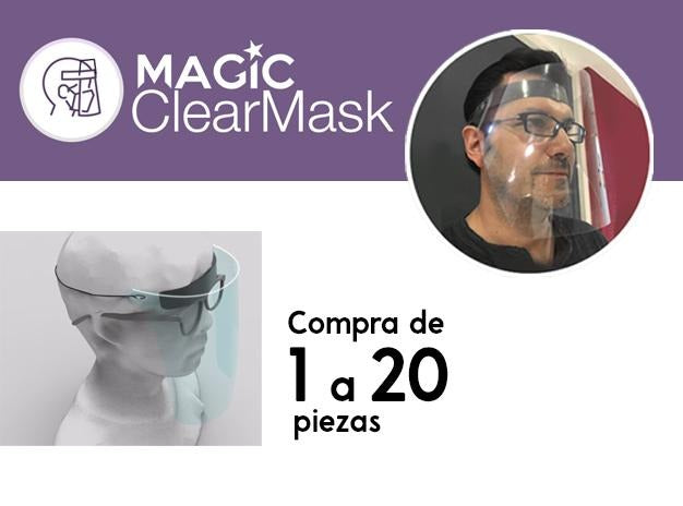 ClearMask - Magic Clean | Productos para COVID | Sanitizantes