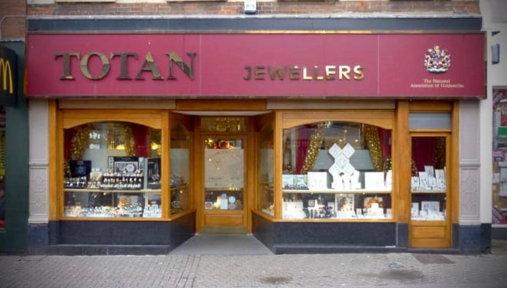 Image of Totan Jewellers in Kettering