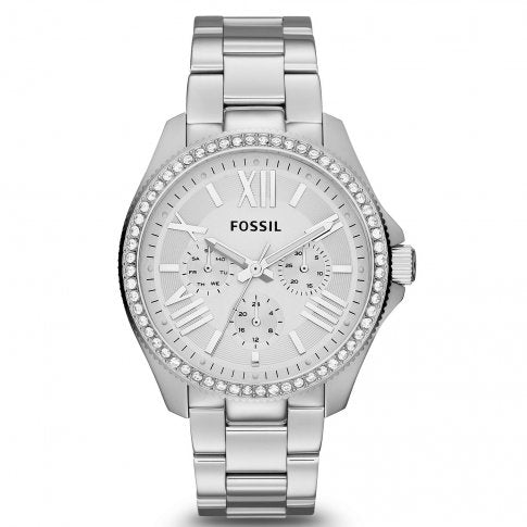 Fossil Ladies Cecile Stainless Steel Bracelet Watch