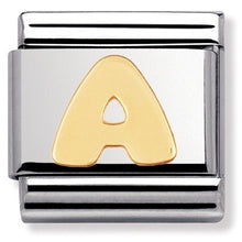 Load image into Gallery viewer, Nomination CLASSIC Plain Letters A to Z Charm