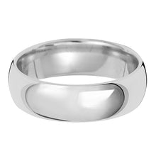 Load image into Gallery viewer, 6MM Traditional Wedding Ring