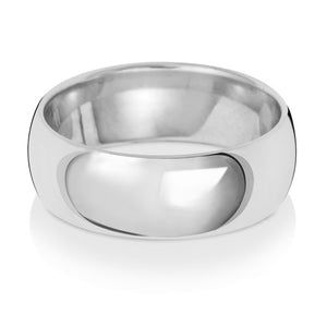 7MM Traditional Wedding Ring