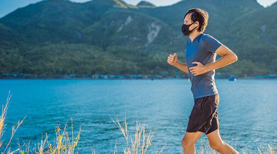 5 Mask-Friendly Workout Ideas
