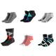 Boomer Silver-Infused Socks, 6 Pairs