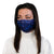 30-Day Adult's Cloth Face Mask with silver nanoparticles, washable and wearable up to 30 times | Blue Stone