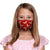 Kids Holiday Edition Silver-Infused Face Covers