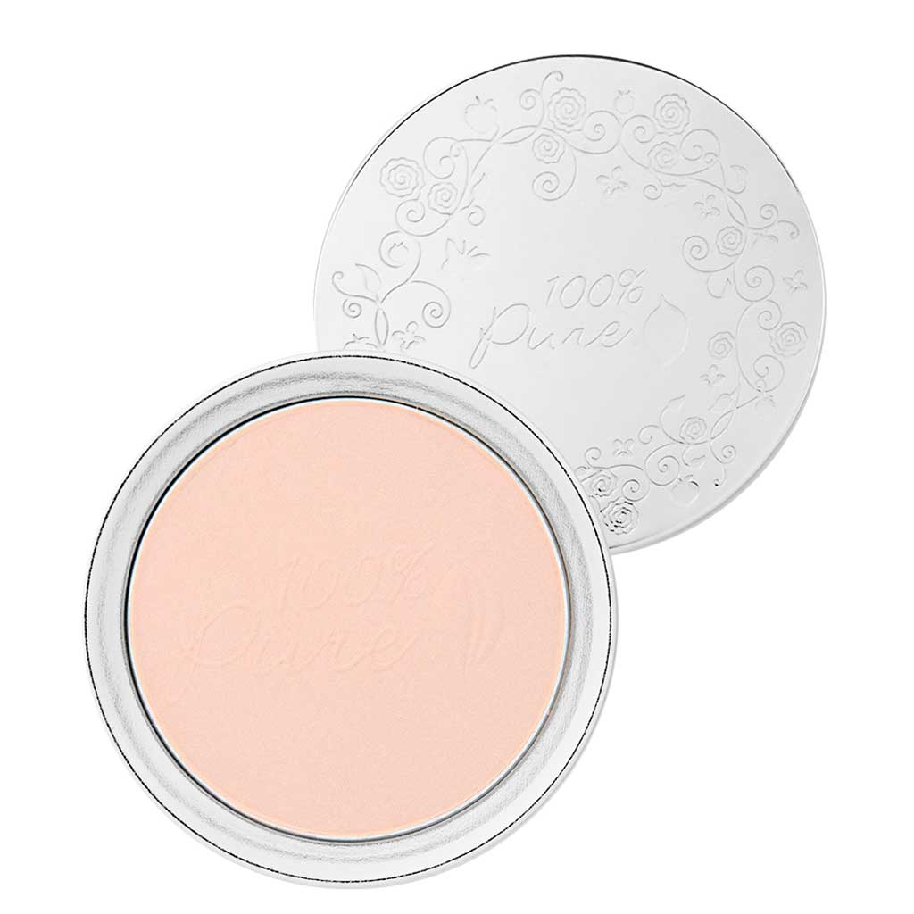 100% Pure Foundation Powder Meikkipuuteri