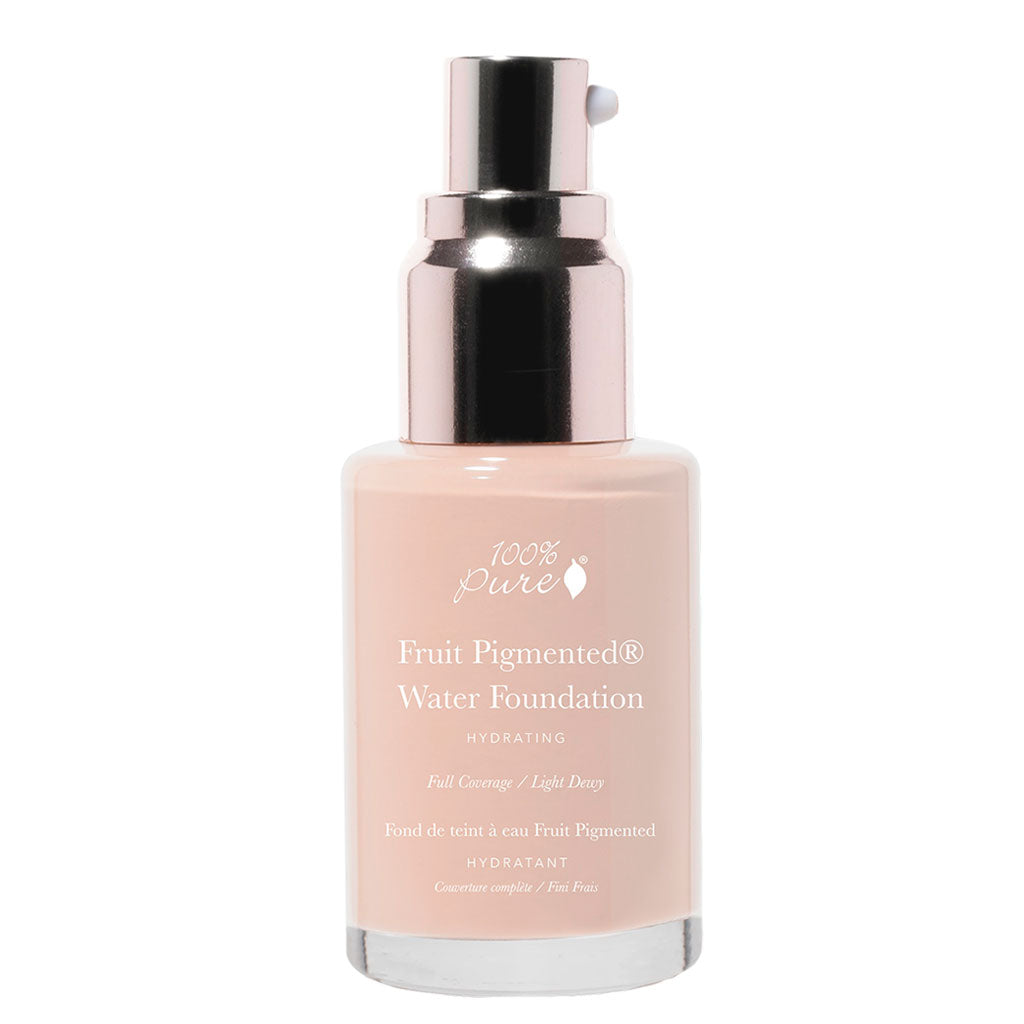 100% Pure Fruit Pigmented Water Foundation
