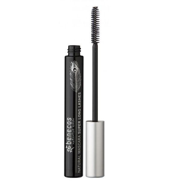 Benecos Super long lashes ripsiväri