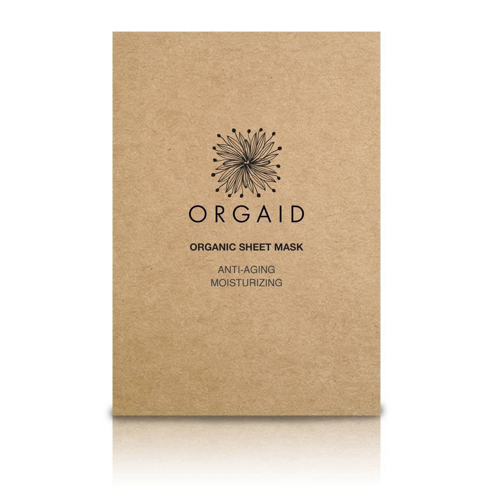 Orgaid Anti-age sheet mask