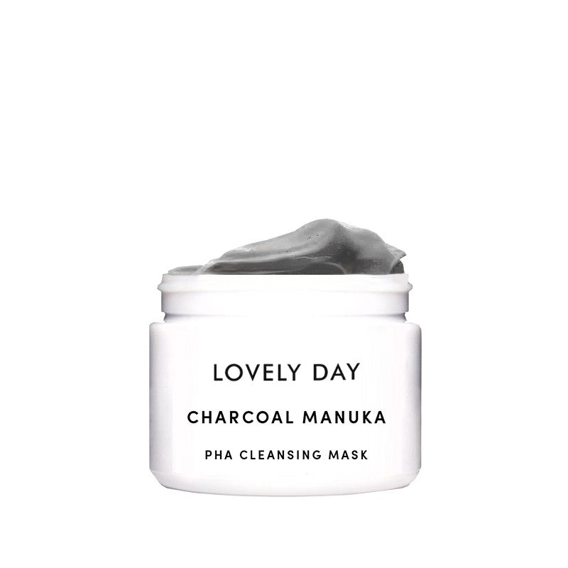 Lovely Day Charcoal Manuka PHA Cleansing Mask - puhdistava naamio