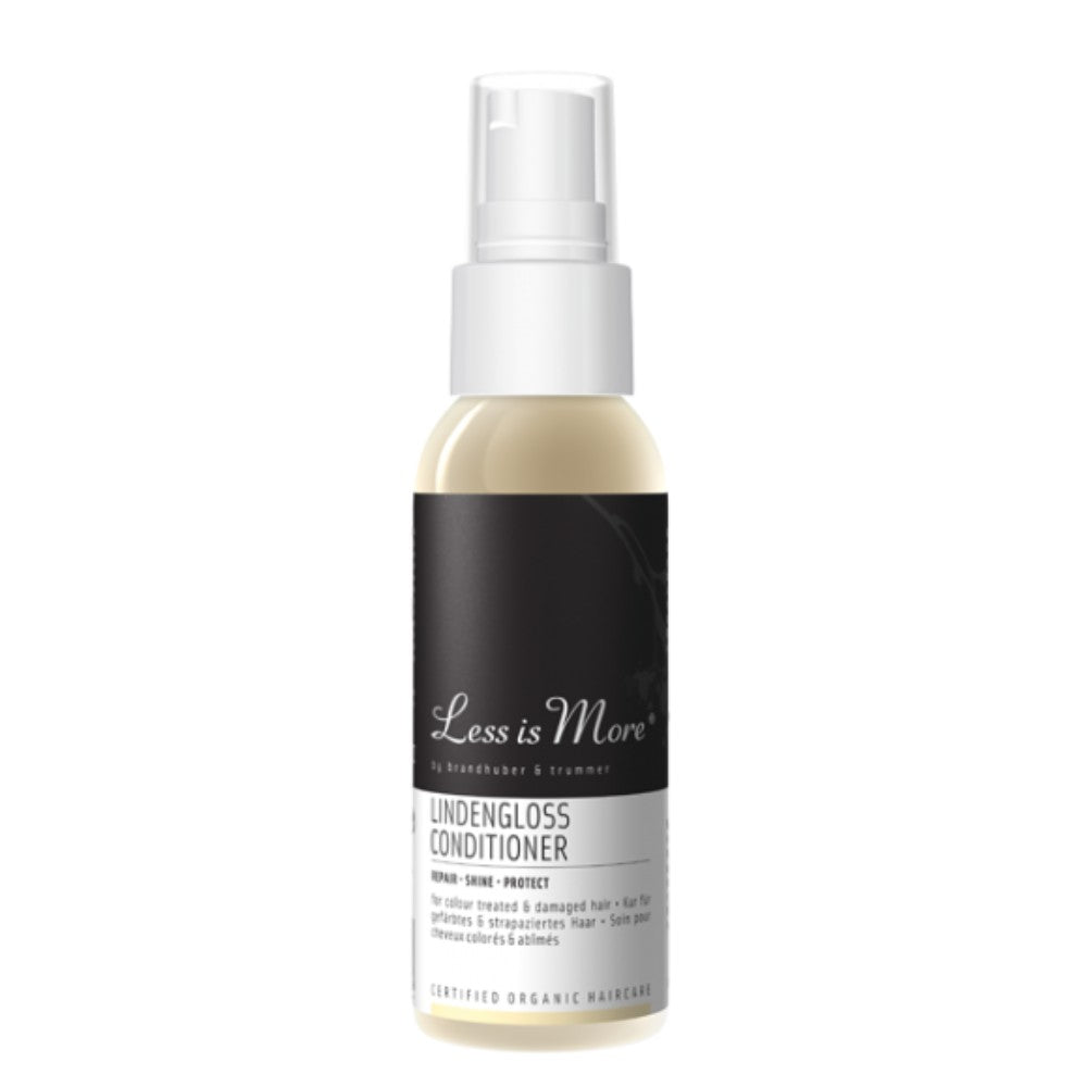 Less is More Lindengloss Hoitoaine matkakoko 50 ml