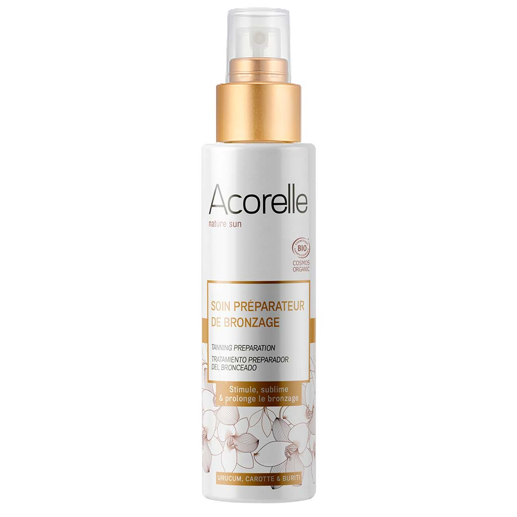 Acorelle Tanning Preparation Dry Oil Kuivaöljy