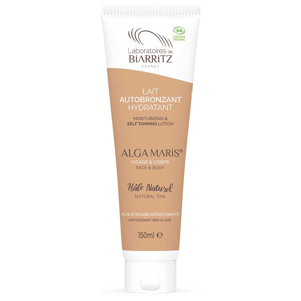 Alga Maris Self Tanning Lotion Itseruskettava voide 150 ml