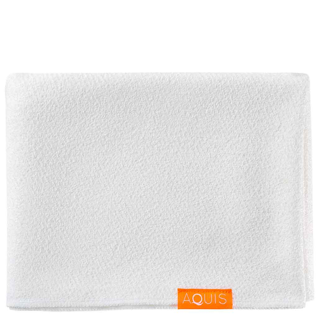 Aquis Long Hair Towel - hiuspyyhe 50 x 130 cm