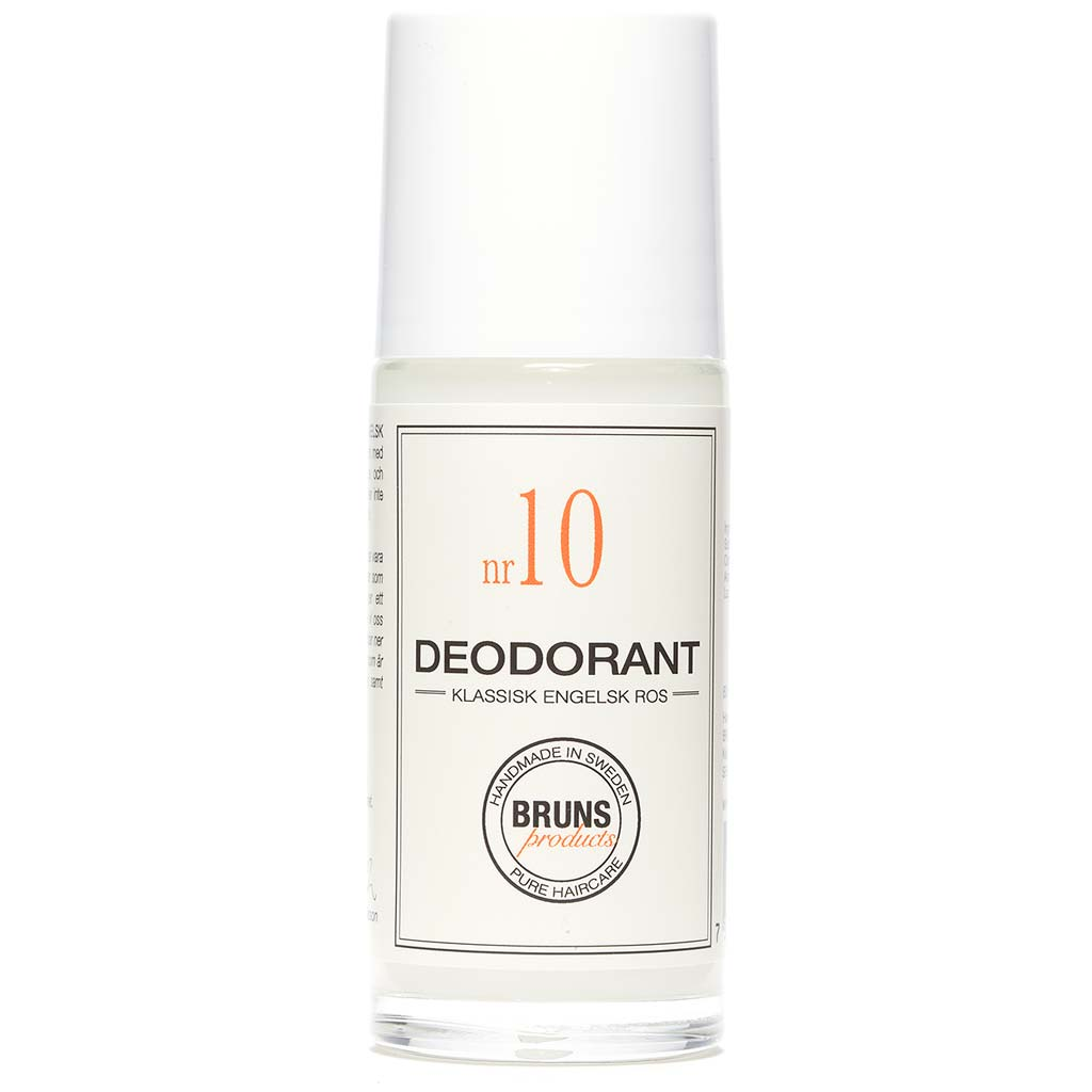 BRUNS Products Nr10 English Rose  Deodorant Ruusu Deodorantti 60 ml