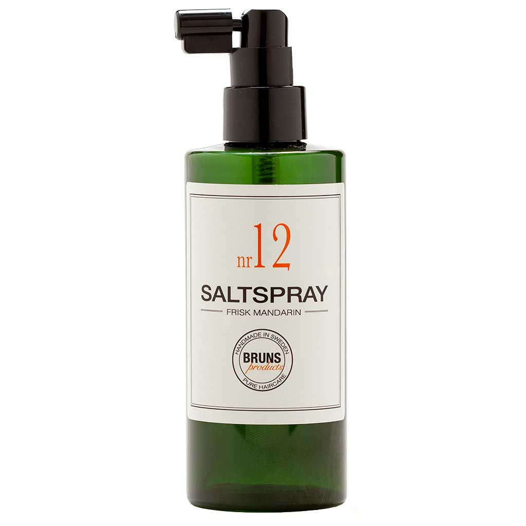 BRUNS Products Nr12 Fresh Mandarin Salt Spray Mandariini Suolasuihke