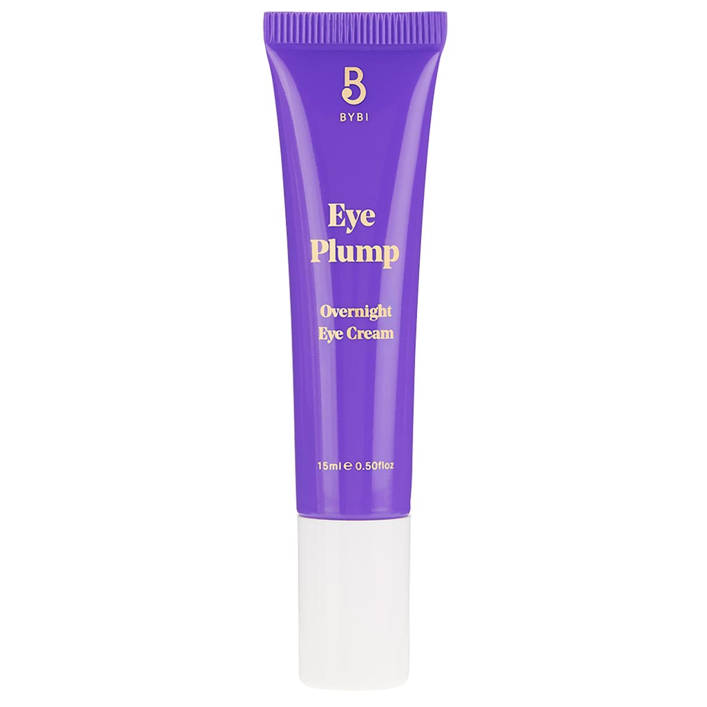 BYBI Beauty Eye Plump Overnight Eye Cream - Silottava Silmänympärysvoide