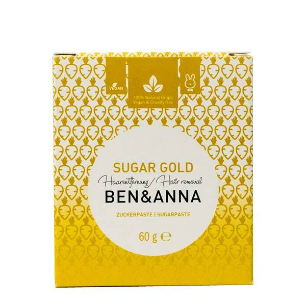 Ben & Anna Sugar Gold karvanpoistosokeri