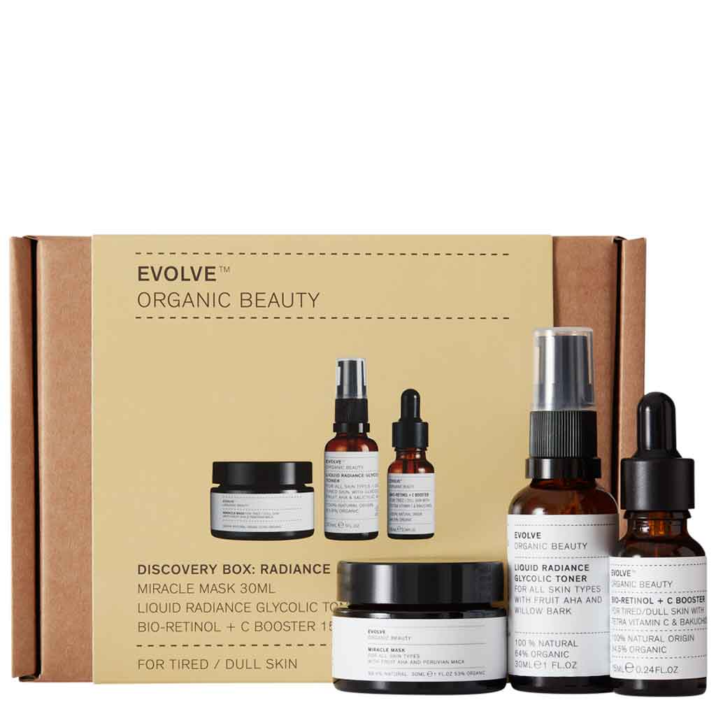 Evolve Organic Beauty Discovery Radiance