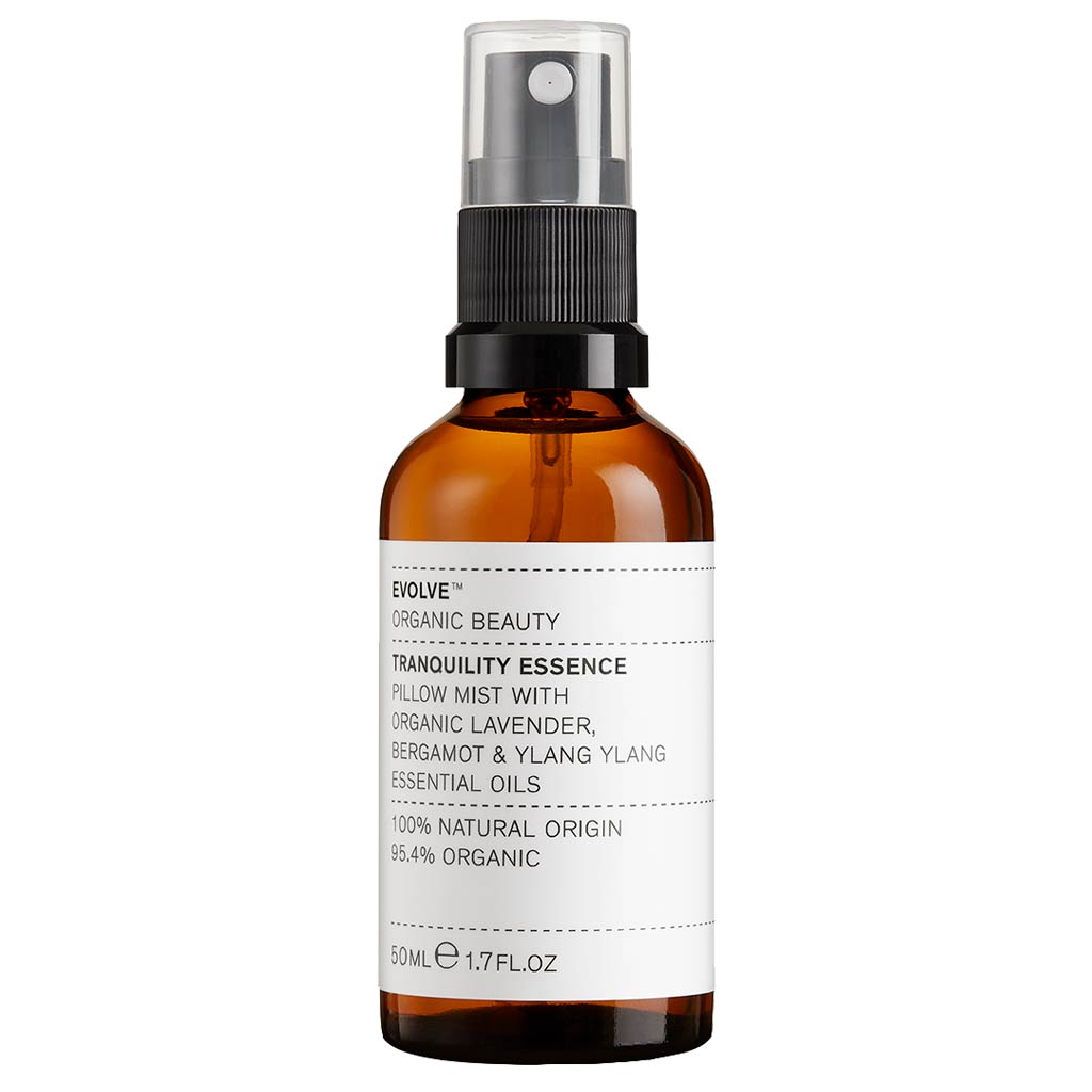 Evolve Organic Beauty Tranquility Essence Pillow Mist