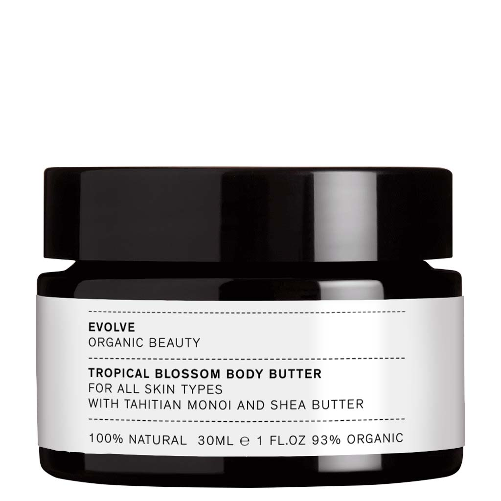 Evolve Tropical Blossom Body Butter 30 ml