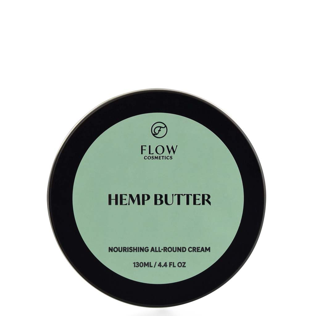 Flow Cosmetics Hemp Butter Ravitseva yleisvoide 130 ml