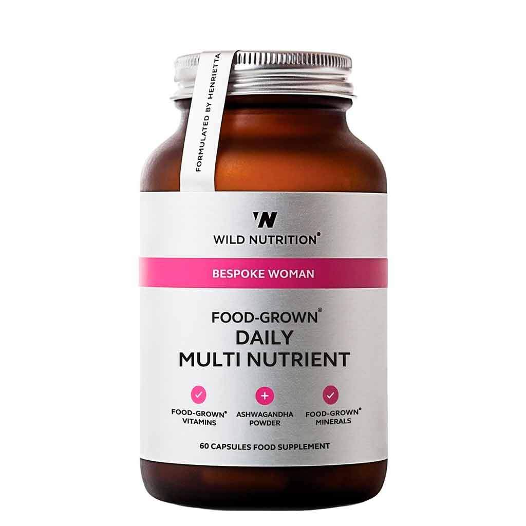 Wild Nutrition Daily Multi Nutrient Woman