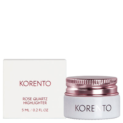 Korento Rose Quartz Highlighter Korostusvoide