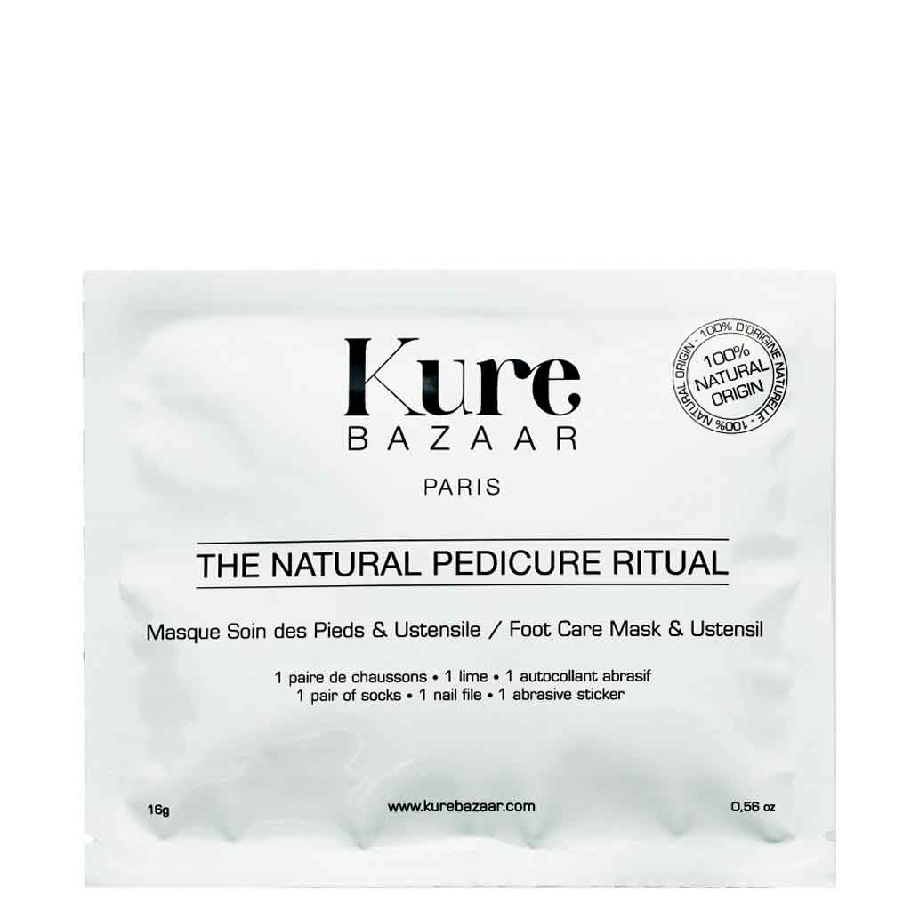 Kure Bazaar The Natural Pedicure Ritual Pedikyyrisetti