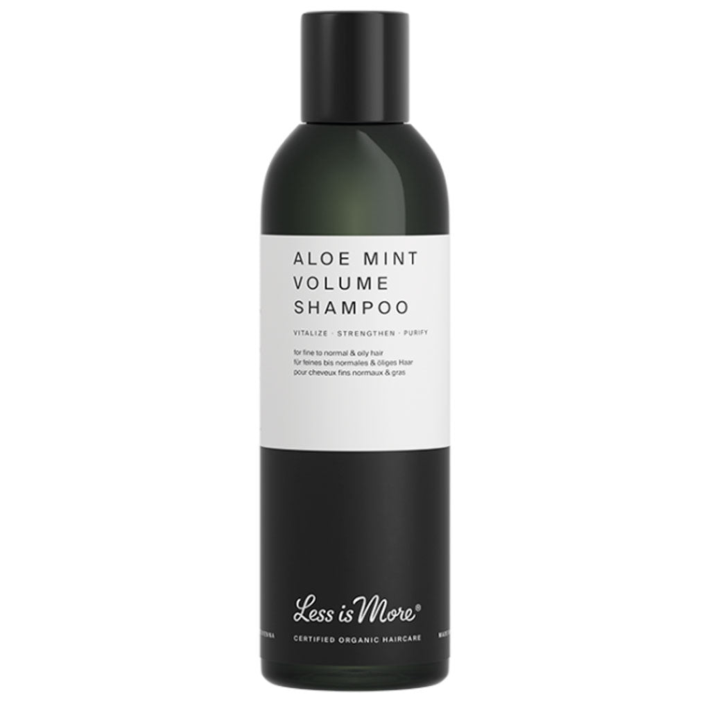 Less is More Aloe Minttu Volyymi Shampoo