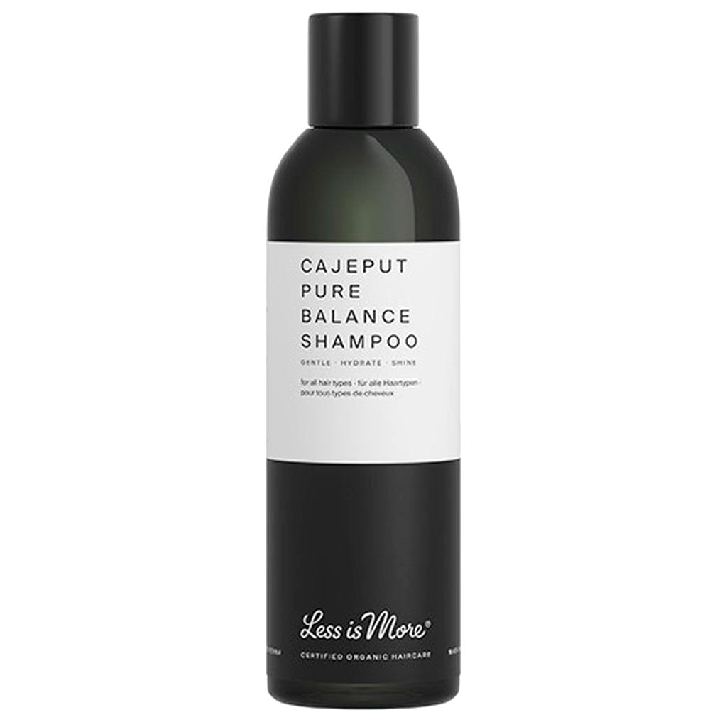 Less is More Cajeput Pure Balance Shampoo