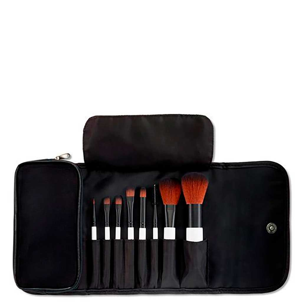 Lily Lolo Sivellinsetti - 8pc Mini Brush Collection