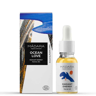 Madara Ocean Love Radiant Energy Kirkastava Kasvoöljy 15 ml
