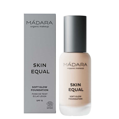 Madara Skin Equal Soft Glow Foundation - meikkivoide