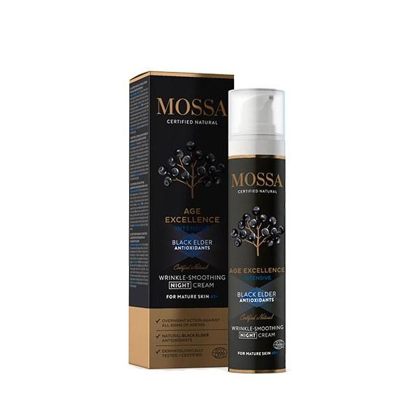 Mossa Intensive Wrinkle Smoothing Night Cream