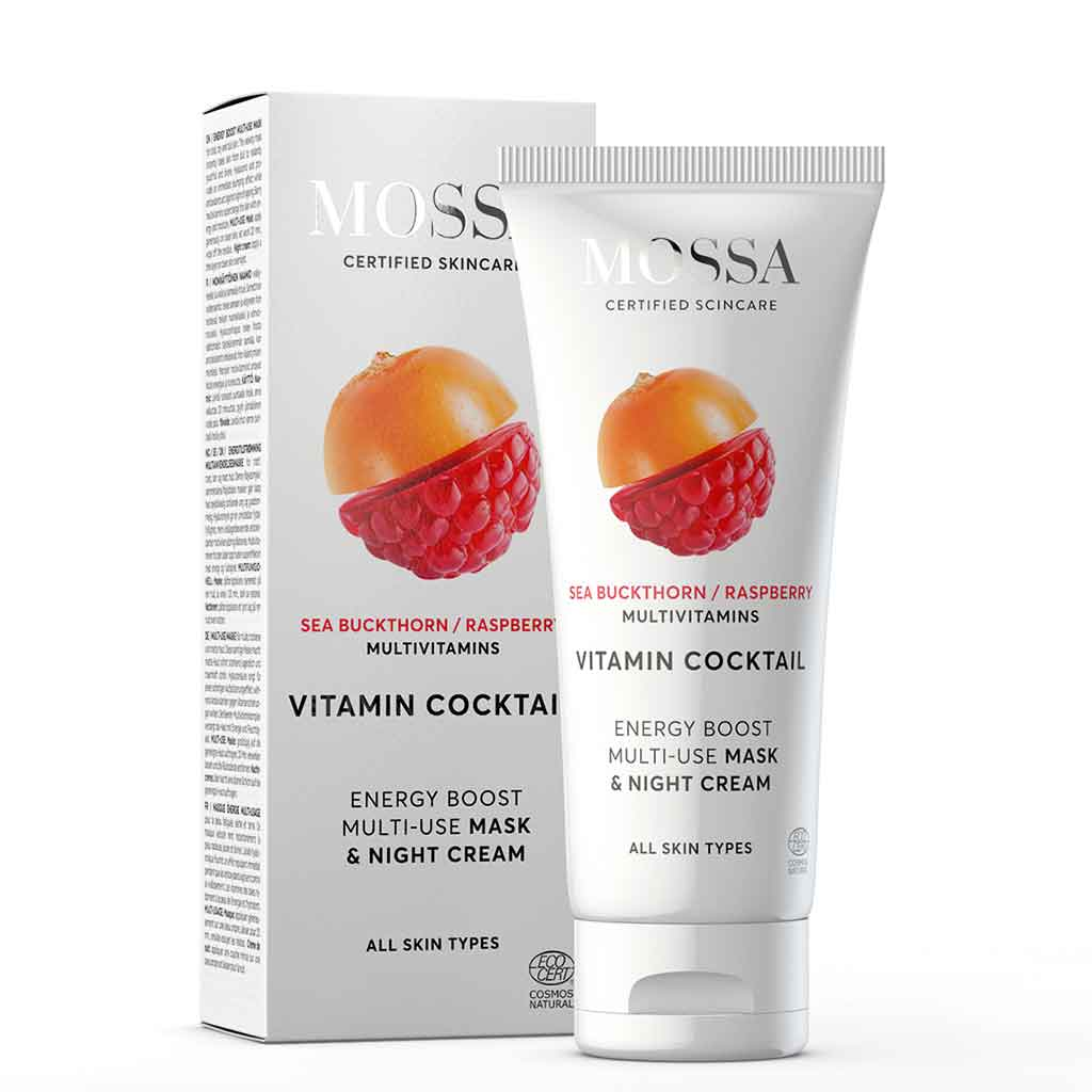 Mossa Vitamin Cocktail Mask & Night Cream