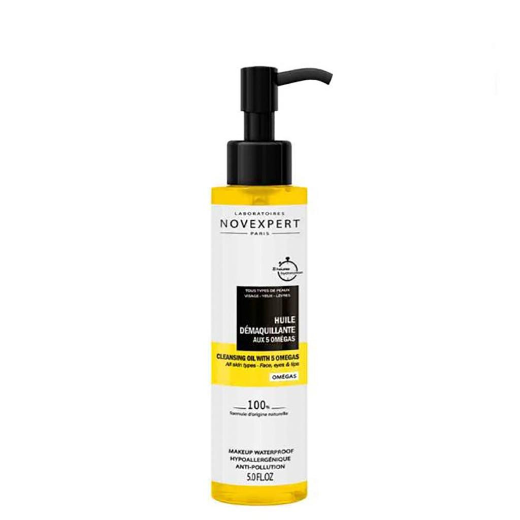 Novexpert Cleansing Oil with 5 Omegas Puhdistusöljy 150ml