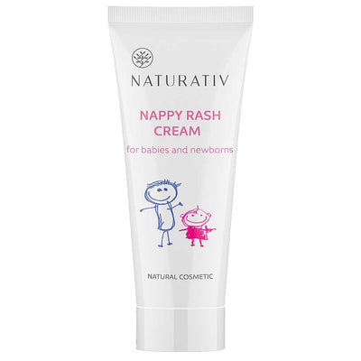 Naturativ Nappy Rash Cream - Sinkkivoide 75 ml