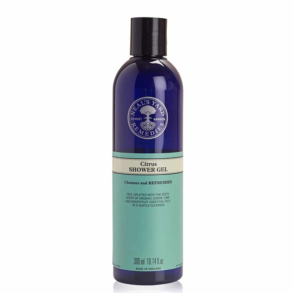 Neal's Yard Remedies Citrus Shower Gel Suihkugeeli