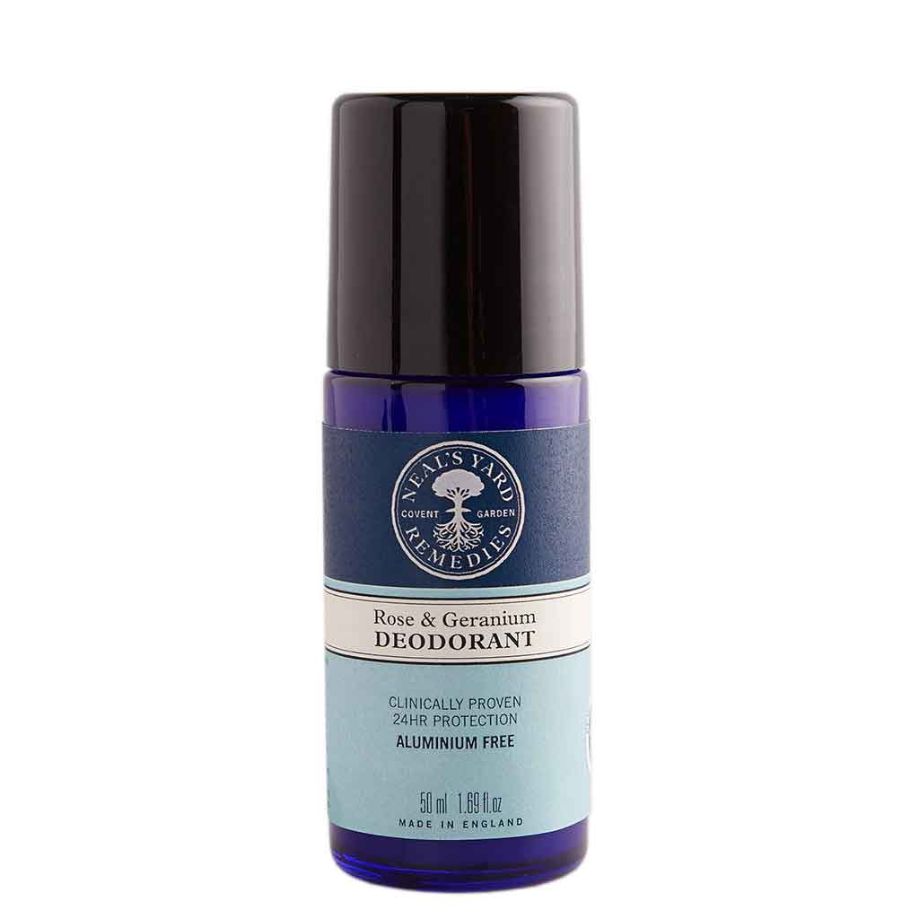 Neal's Yard Remedies Rose & Geranium Deodorant
