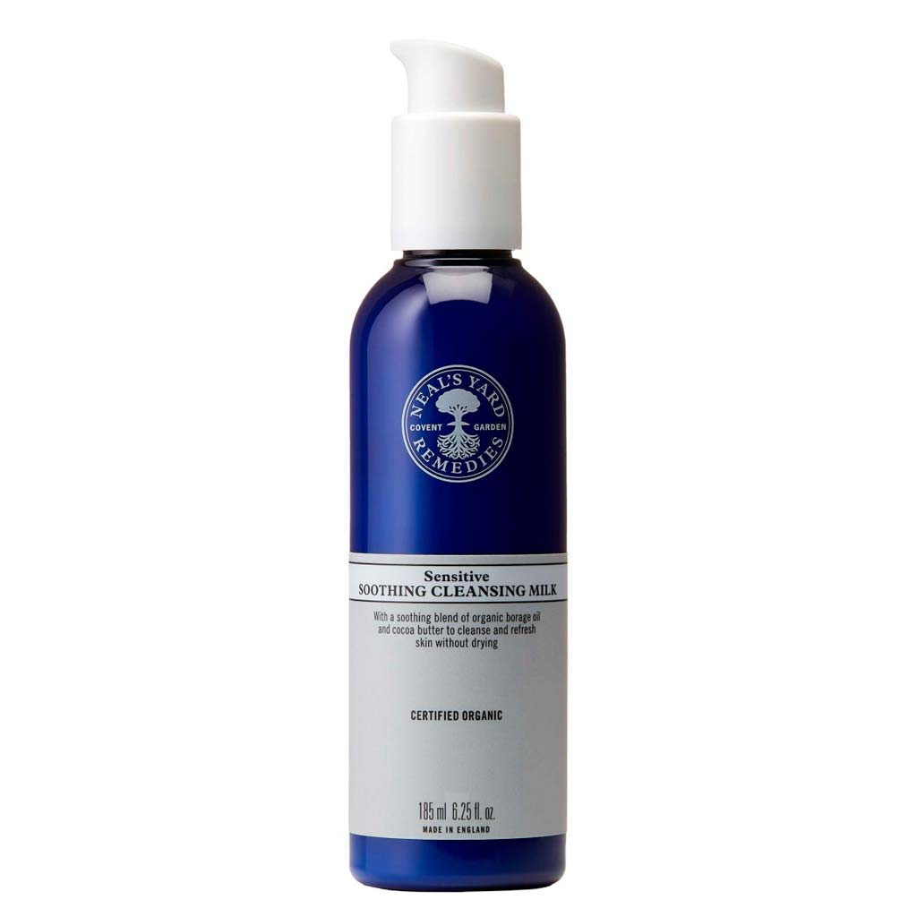 Neal's Yard Remedies Sensitive Soothing Cleansing Milk - Puhdistusmaito herkälle iholle