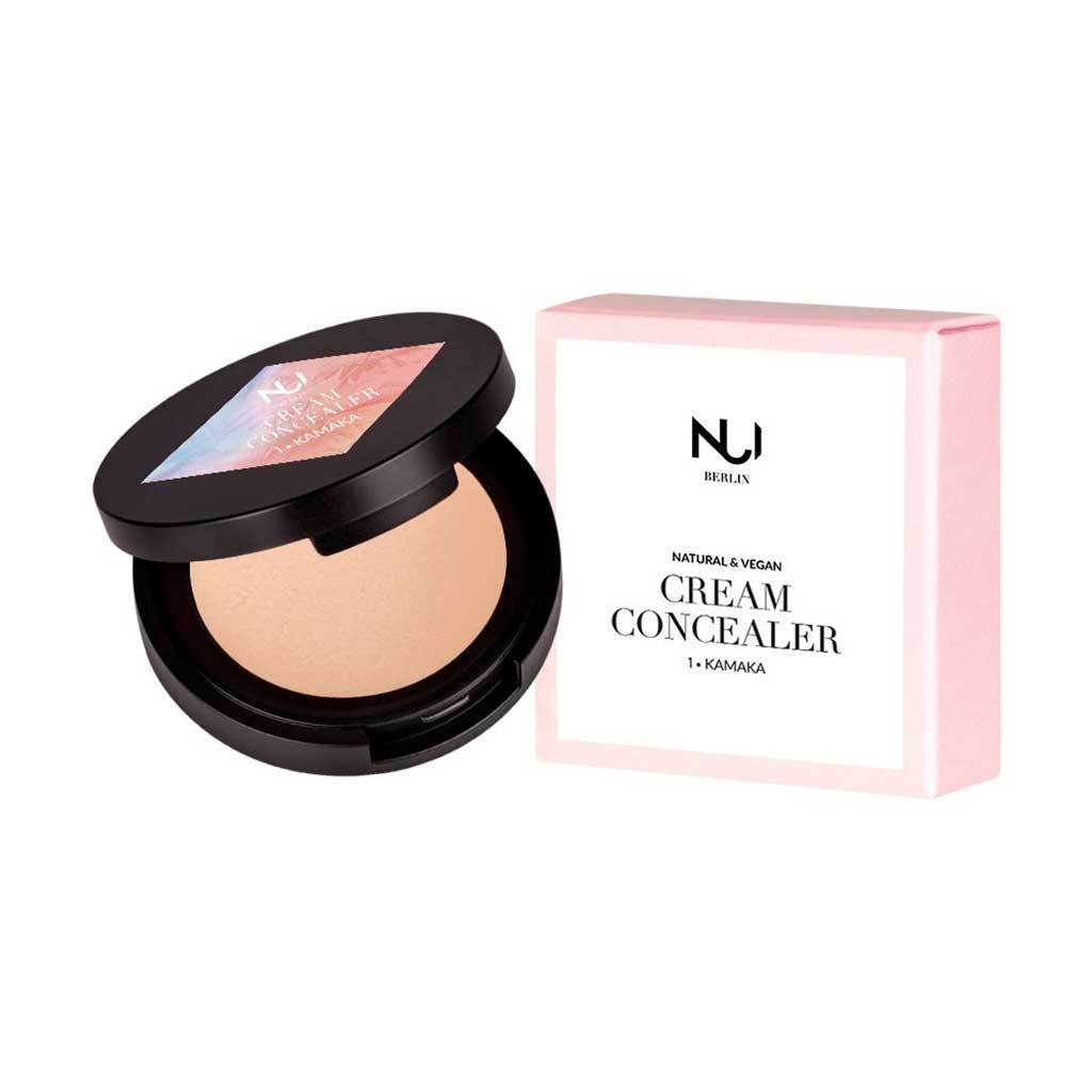 Nui Cosmetics Cream Concealer - voidemainen peiteaine