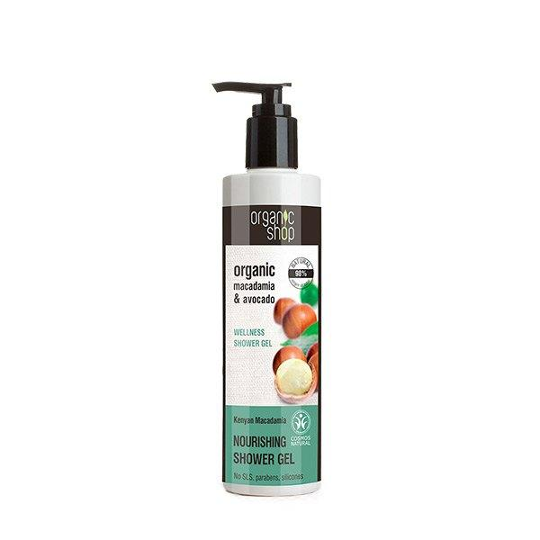 Organic Shop Nourishing Shower Gel